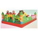 Lovely Design Theme Inflatable Bouncy Castle Park For Wholesale