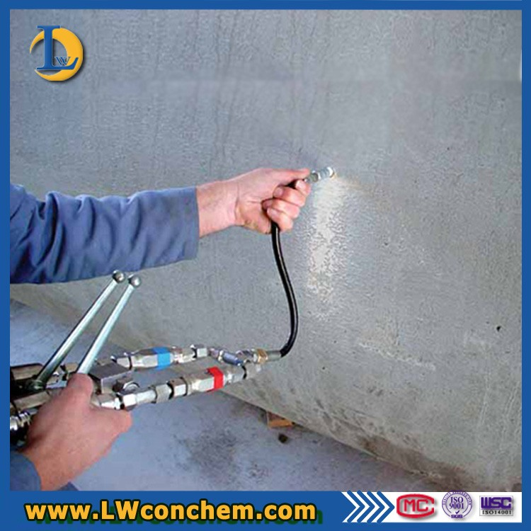 Acrylate Resin Waterproofing Materials , acrylic grout for concrete cracks repair