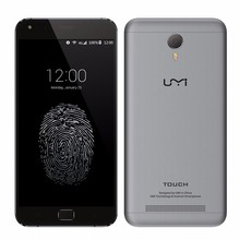 UMI Touch 4G Smart Phone Latest Hot UMI Fair Mobile Phone Android 5.1 MTK6735 Quad Core 4G lte GPS OTG Fingerprint smart phone