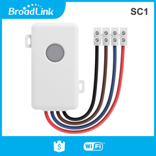 SC1 BroadLink smart home android APP remote power window switch led switch