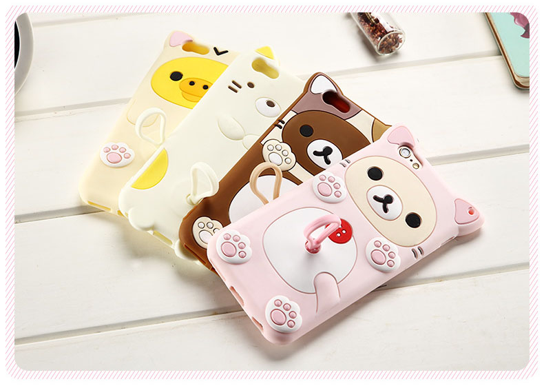 Mobile Phone Bags Cases Fashionable Anti-scratch silicone phone case cover