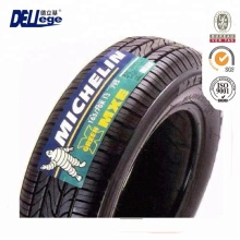 High Temperature Thermal Custom Vulcanized Tyre Label
