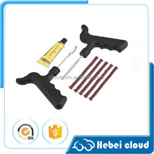 auto tubeless kit tool,auto tire repair kit,Tire Puncture Repair set