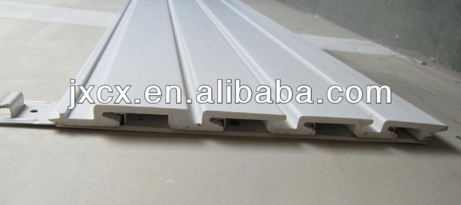 heavy-duty solid PVC wall panels