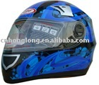 ECE approved full face helmet