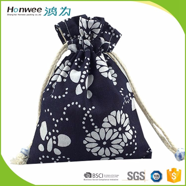 Professional Manufacture Nonwoven Gift Drawstring Bag