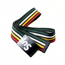 Wholesale Custom Men Military Webbing Canvas Belt Woven Cotton Web Belt For Men