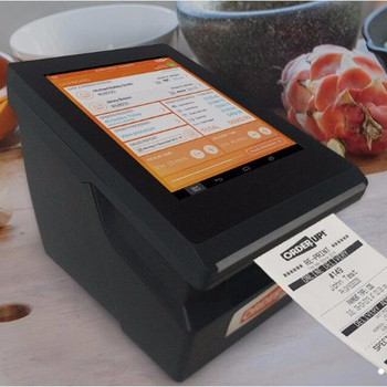 3G Wifi Smart Android POS device with Thermal printer
