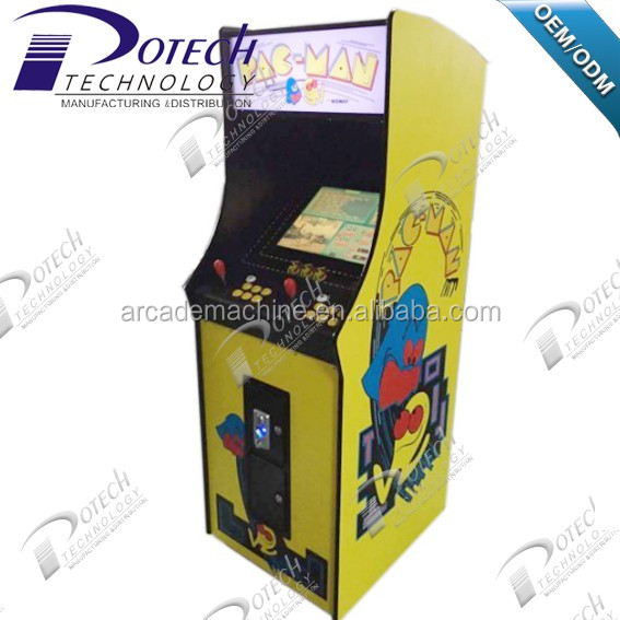 Ms Pacman,Pacman Galaga multi-game cocktail table video arcade