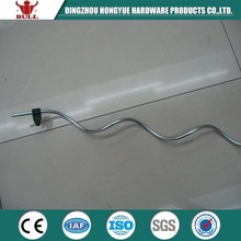 2m pvc coated tomato support