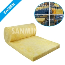 heat insulation loose glass wool
