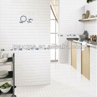 Kitchen tile trim