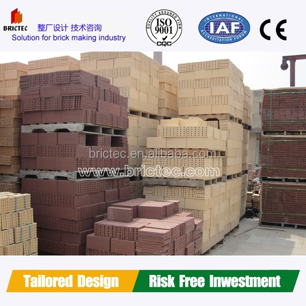 Fly ash and mud clay autoclave automatic brick making machine
