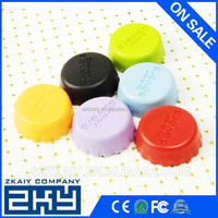 Alibaba wholesale product wine bottle caps, water bottle lid, silicone bottle cover