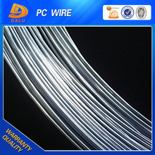 high carbon Hot-sale stainless 3mm PC Thin Steel Wire