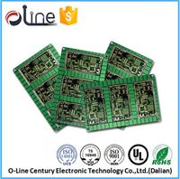 High tg 180 fr-4 1.6mm 35um laminate copper clad pcb