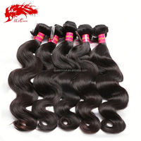 virgin body wave two tone weave grade 5a keratin italian human hair