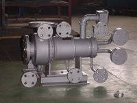 High melting point type pump
