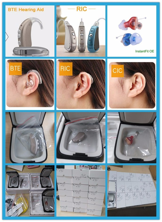 China Best BTE Digital and Programmable Hearing Aids, Hearing Aid Digital