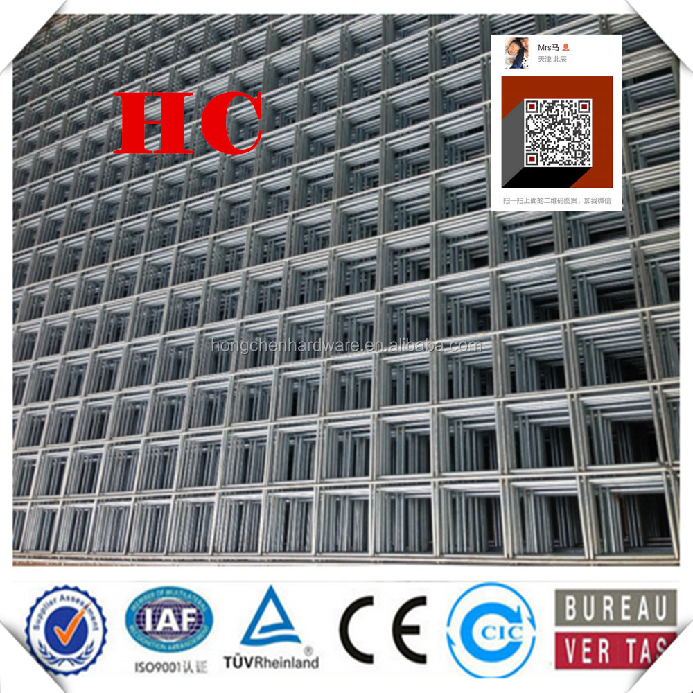 Concrete Reinforcement 8 gauge Welded Wire Mesh