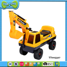 Multifunction Kids Ride On Excavators Baby Toy Car With Music And Light