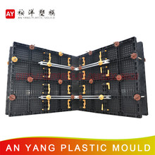 China Made compact Low Price Plastic Plywood Formwork