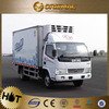 DONGFENG 3 ton refrigerator cooling van for sale