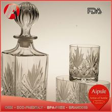 New style China Factory plastic decorative wine glass from manufacturer