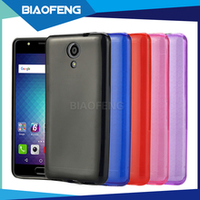 Wholesale low price ultra thin soft tpu mold make cell phone case with scale for blu life one x2