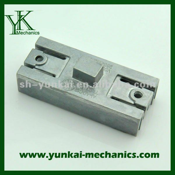 drawing made customized sharp milling machine parts stringing machine parts, cnc machine parts