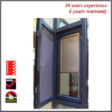 sound proof and weather proof Chinese Latest style aluminum storefront door