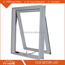 China Supplier AS2047 aluminum awning window hot sales decorative decorative window awning ,small window awning