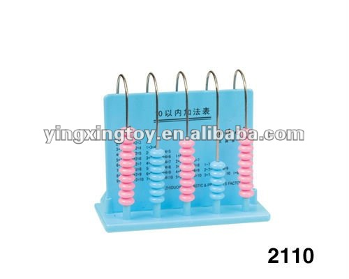 new plastic abacus toy,kids education study toy