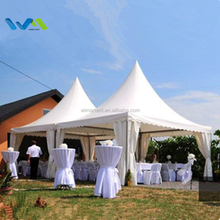 Customized 10x10 High Peak Pagoda Tents For Wedding Party Event