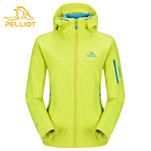 New Design winter colorful womans waterproof softshell jacket