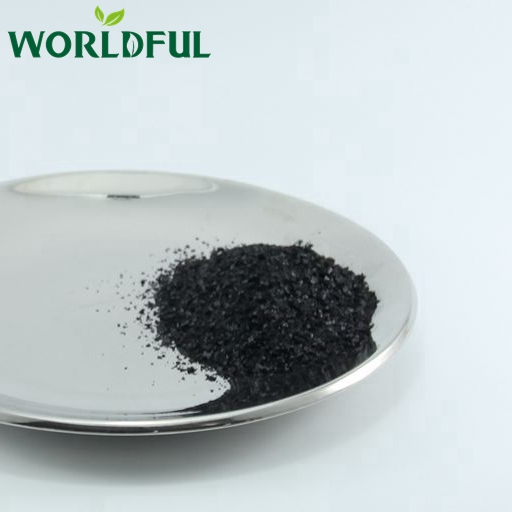 Potassium Humate Shiny Flake Fertilizer Humic Acid 100% Water Soluble K Humate
