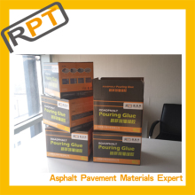 ROADPHALT hot applied asphaltic sealant material