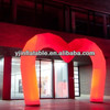 cheap outdoor inflatable wedding arches for wedding decoration