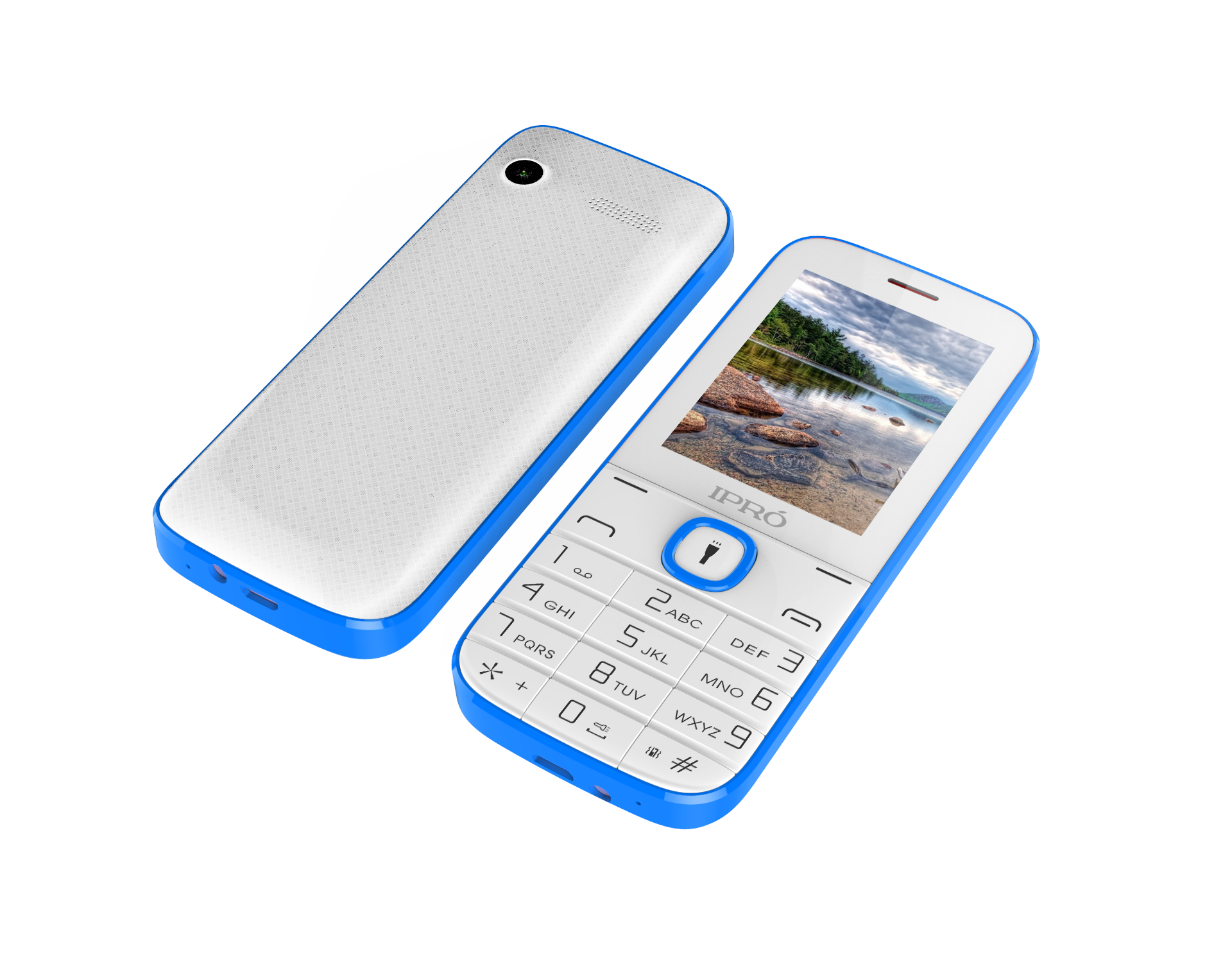 "IPRO I324F- 2.4"" Original design celulares bonito Best Selling Elder Cell Phone with 1000mAh battery,Camera 0.08MP"