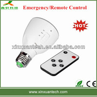 Rechargeable emergency auto led bulb 3w 4w bulb light with high quality