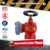 Rotary pressure reducing and stabilizing Indoor Fire Hydrants for fire fighting equipments