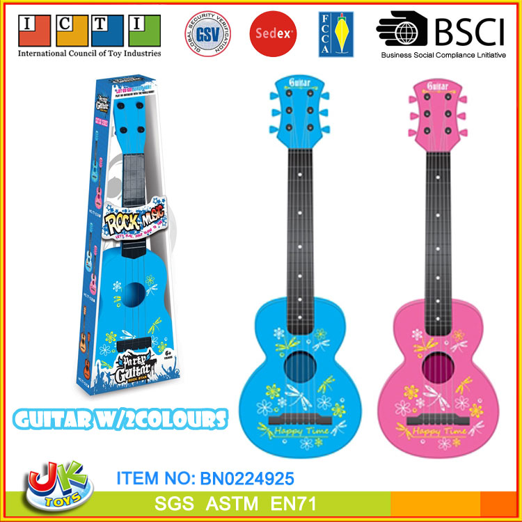 [JK TOYS] Kid Musical Instrument Toy Guitar With 4 String
