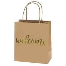 Low Price Metallic Ink Glossy Pure Color Recycled Shopping Paper Bags
