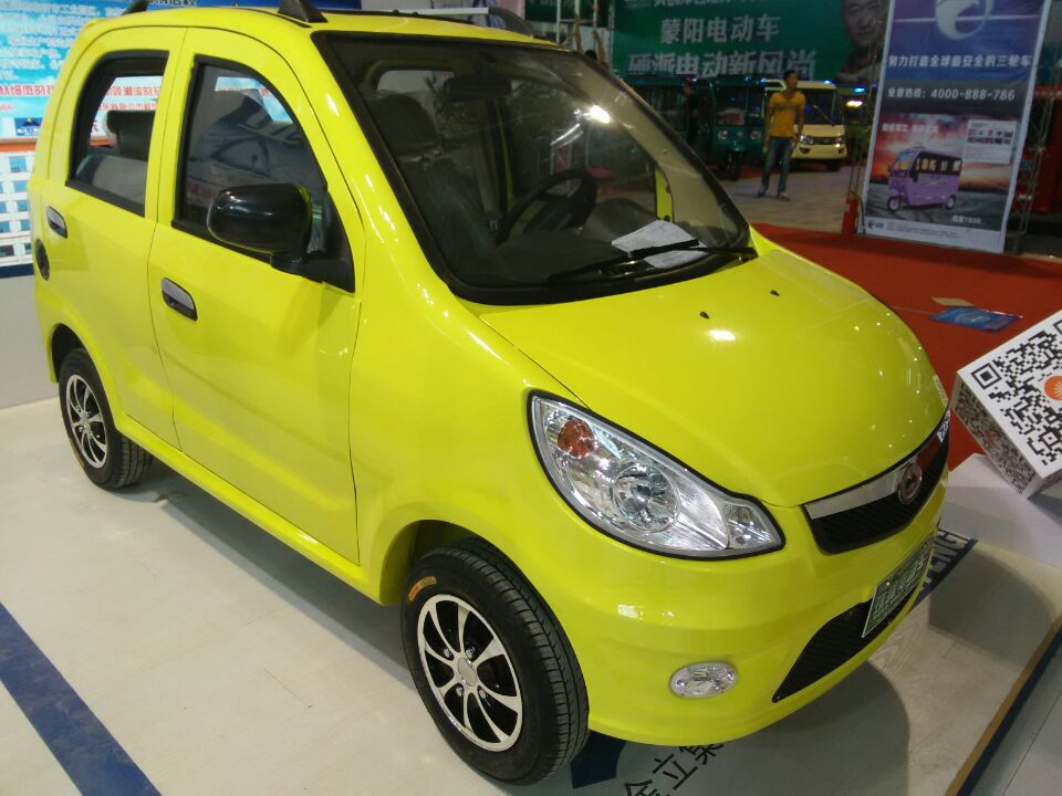 China made 5kw electric adult car with open roof