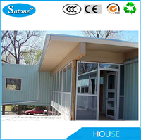 Environmental Economic Shipping Container Homes Expandable Prefab container houses