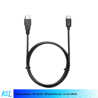 high speed type c 3.1 to 5 pin micro usb cable for android mobilephone use