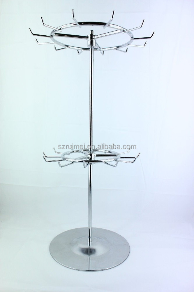 Customized Metal Jewelry Stand For Earrings,Necklaces, Bracelets