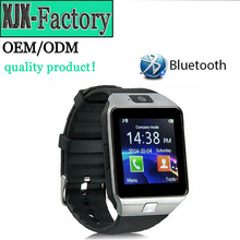 Top 3 factory!Factory Supplier dz09 Gv08 DZ09 sim card mtk 6260 smart watch phone