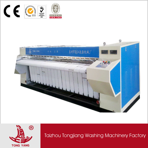 CE approved Promotional cheap textile roll iron machine