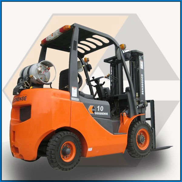 made in china cheap mini forklift cng1ton